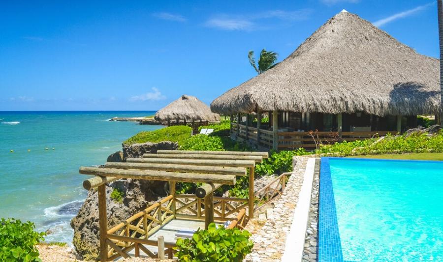 Отели Доминиканы разместили 4.5 млн туристов из прибывших 6.4 млн