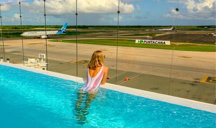 Аэропорт Санто-Доминго Las Américas примет в июле 653 рейса