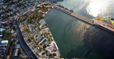 Новый терминал Taino Bay в Пуэрто-Плате начнет работу в марте 2021 г.
